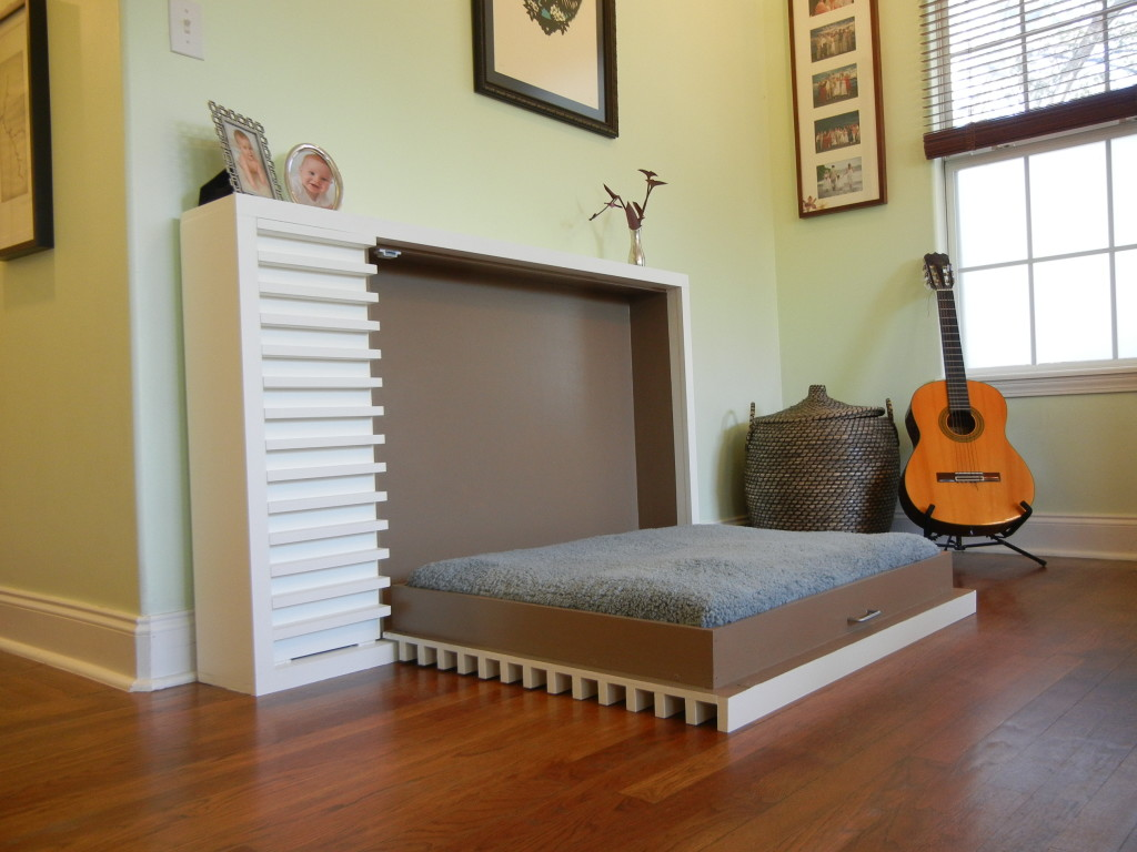 Wall Bed (Horizontal) -cum-Console