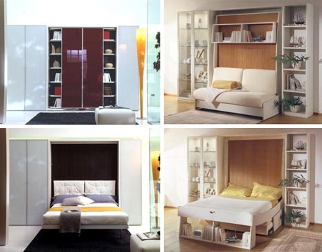 Wall Bed (Vertical)